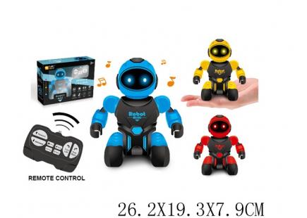 Robot alimentat pe baterie pe RC Art. 65090