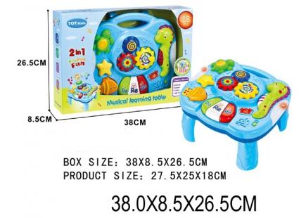 Развивающий столик для малышей арт.47782
