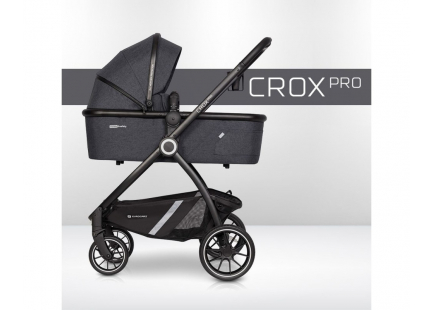 CARUCIOR 2 IN 1 CROX PRO EURO-CART COAL