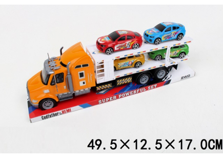 Remorcă cu 4 mașini Ref. 42315