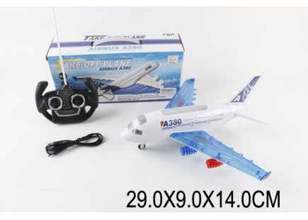 Самолёт на Р/У (не летает) Арт.98723