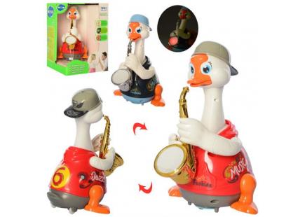 Saxofonist de gâscă ( Hola Toys)