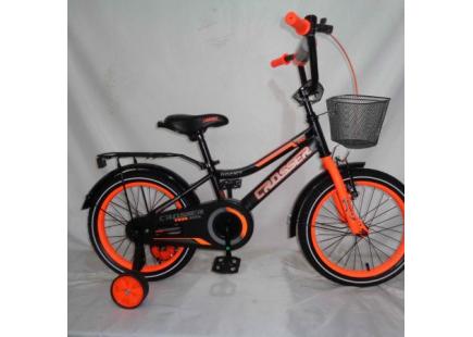 Bicicleta *Crosser C13* inch 16 ORANGE