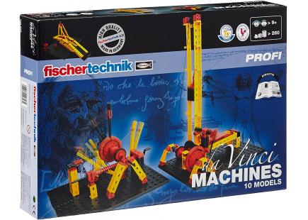Da Vinci Machines 500882 Fischertechnik
