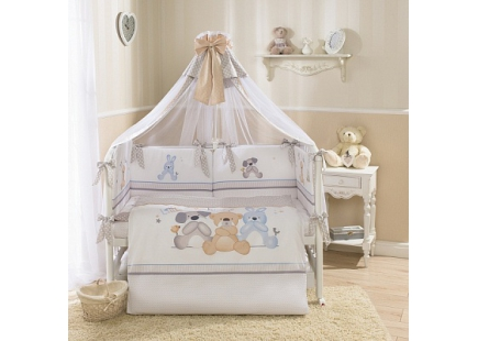 Комплект в кроватку Венеция ТМ Perina