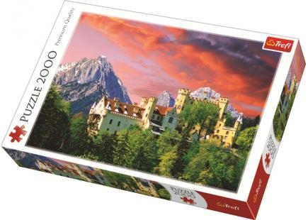 Castelul Hohenschwangau, Bavaria 2000 art.27053