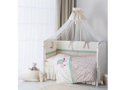 Комплект в кроватку Клюковка ТМ Perina