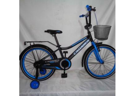 Bicicleta *Crosser C13* inch 12 ALBASTRU