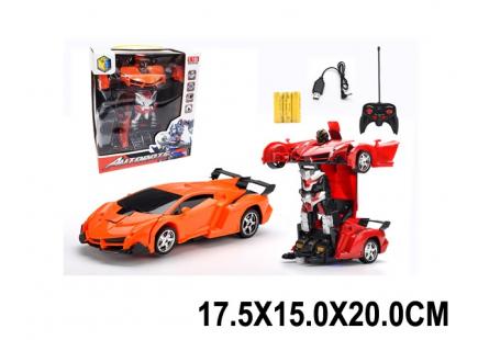 Robot transformator pe RC cu baterie Art.85346