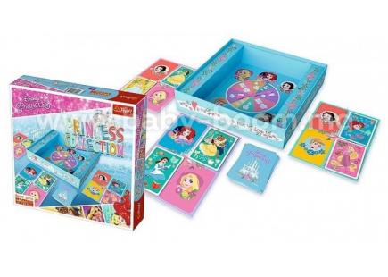 """Joc de masă """"Prințesele Disney"""" Trefl 01598"""