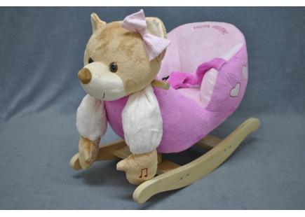 Кресло-качалка мишка 016