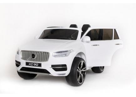 Mașină  cu acumulator VOLVO XC90 Alb