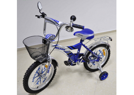 """Bicicletă * Status * 2 roți 12 """"(albastru)"""