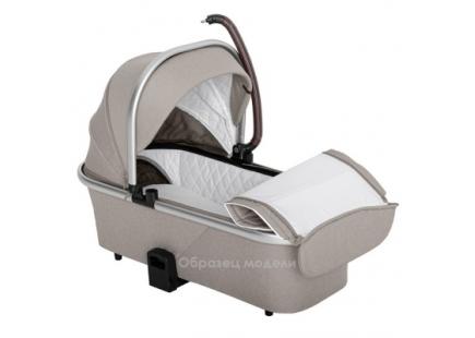 CARUCIOR  2in1  CARELLO AURORA silver grey