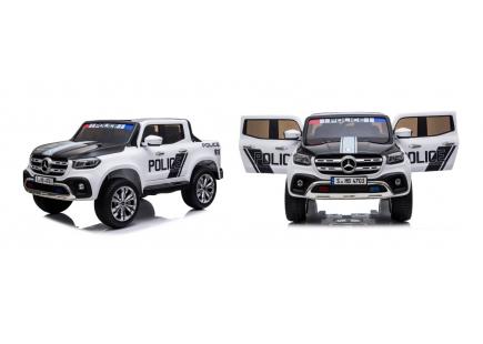 Mașină electrice Mercedes Benz poliție