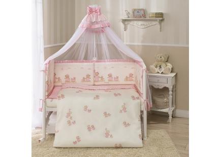 Комплект в кроватку Тиффани роз ТМ Perina