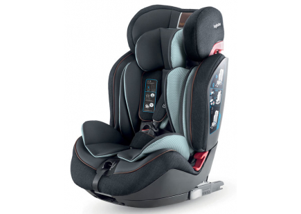 SCAUN AUTO INGLESINA GEMINO 9-36 KG ISOFIX black