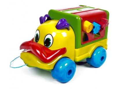 игрушка-каталка-логика