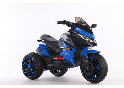 Motocicletă  ELECTRICE  12V  albastru