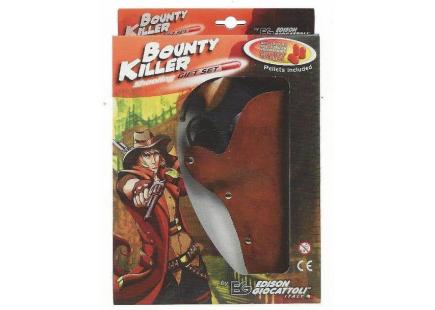 """Револьвер с пистонами """"Bounty Killer""""арт.07059"""
