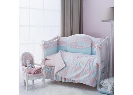 Комплект в кроватку Шантель ТМ Perina