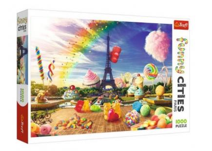 Parisul dulce cu 1000 de elemente. art.10597