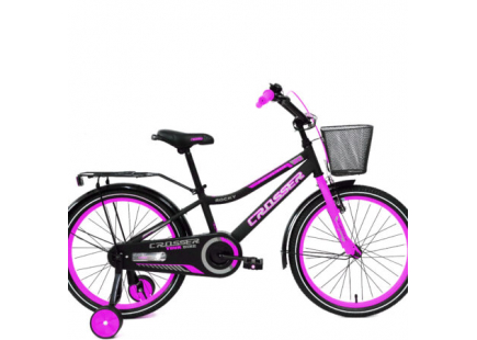 Bicicleta *Crosser C13* inch 20 PINK