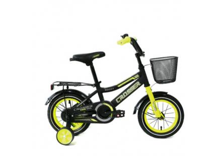 Tricicleta pentru copii Crosser C13* inch 12 GREEN