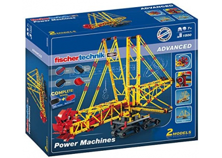 Power Machines 520398 Fischertechnik
