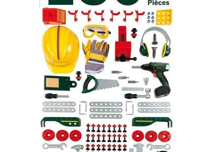 Set Bosch Atelier cu instrumente KLEIN 8485