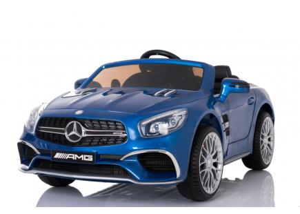 Mașină electrice Mercedes Benz  (albastru )