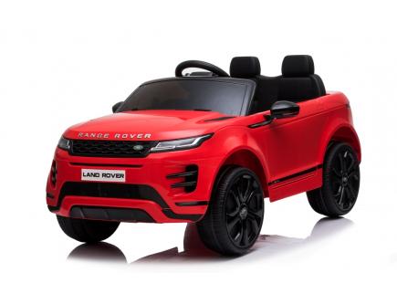 Mașina cu acumulator Range Rover Red