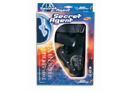 "Revolver cu pistoane ""Agent secret"" art.04058"