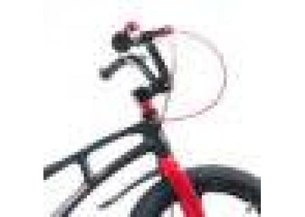 "Bicicletă New Magnesium CROSSER  16 ""Black&Red"