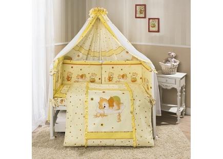 Комплект в кроватку НикаТМ Perina
