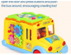 Autobuz cu logică cu muzică-lumină. art.796