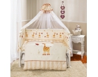 Комплект в кроватку Жирафики ТМ Perina