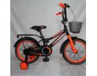 Bicicleta *Crosser C13* inch 12 ORANGE
