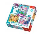 Happy Pony Days 3 în 1 art.34843