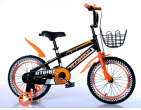 """Bicicletă cu 2 roți 12 """"(portocaliu) Art. RTBIKE"""