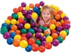 Мячики для сухого бассейна 8см (100 шт.) Арт . 49600NP