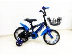 """Bicicletă cu 2 roți 12 """"(albastru) Art. RTBIKE"""