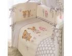 Комплект в кроватку Венеция ТМ Perina 3 предмета