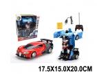 Robot-transformator pe RC cu baterie Art.84257