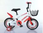 """Bicicletă cu 2 roți  16 """"(alb) Art. RTBIKE"""