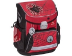 Ghiozdan scolar Spiders Red and Black(Belmil)