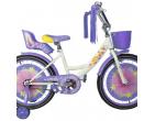 Bicicleta *Girls* inch 12 Purple.
