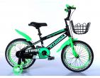 """Bicicletă cu 2 roți  12 """"(verde) Art. RTBIKE"""