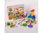 Set de plastelină pentru modelarea Ice Cream Factory TM Lovin'Do art.11016